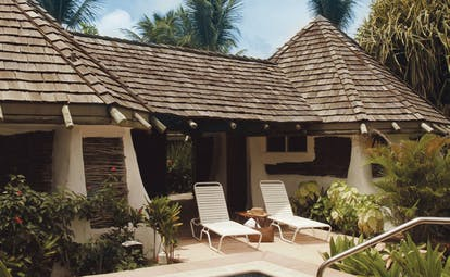Galley Bay Antigua gauguin suites exterior traditional architecture