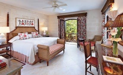 Sandpiper Barbados one bedroom suite bedroom