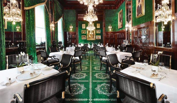 Hotel Sacher Wien Restaurant