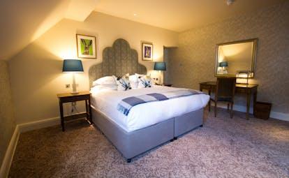 Bovey Castle Devon classic bedroom