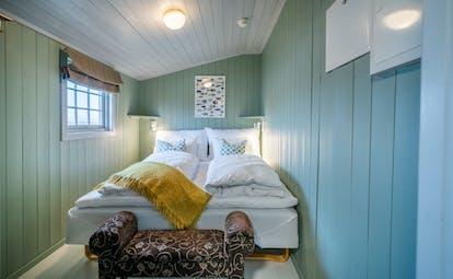 Blue suite room