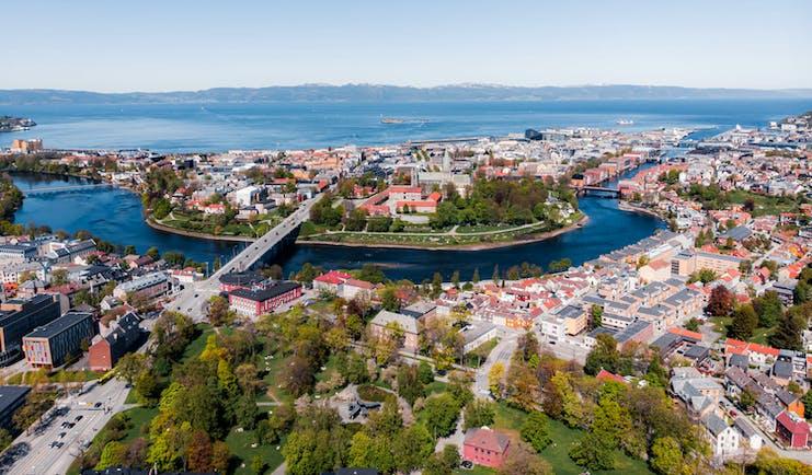 Trondheim city Photo Mykola Ksenofontav Visit Trondheim