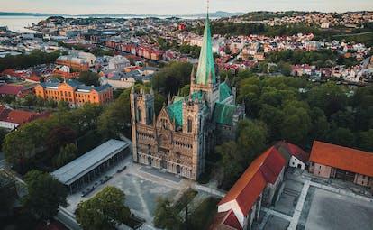 Trondheim Nidaros cathedral Photo Mykola Ksenofontav Visit Trondheim