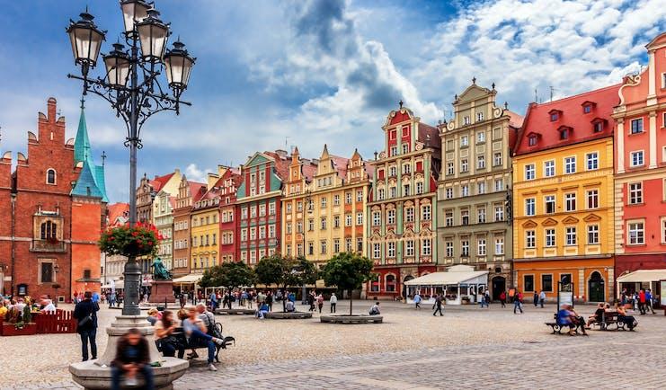 Poland Wroclaw