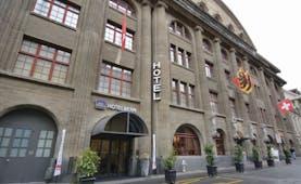 Hotel Bern exterior, hotel building, entrance door