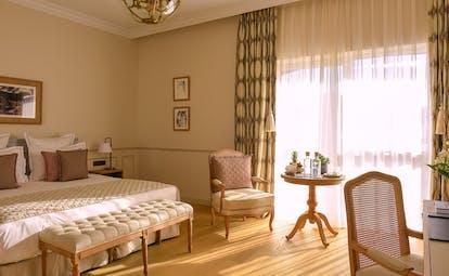 Premier room at Chais Monnet