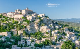 Hill town of Gordes in Provence