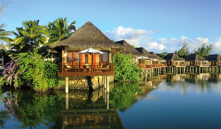 Constance Le Prince Maurice Mauritius junior suite exterior villa on stilts
