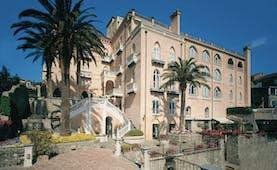 Palazzo Avino Amalfi Coast hotel exterior trees