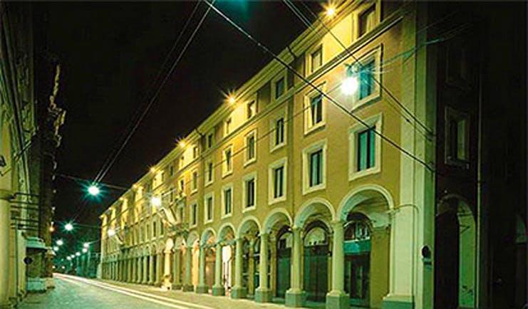 Grand Hotel Majestic Gia Baglioni Bologna exterior hotel building street view