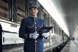 Luxury holidays on the Venice Simplon-Orient-Express