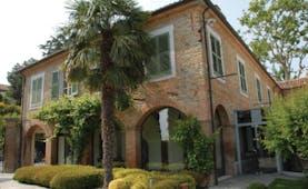 Relais San Maurizio Piemonte exterior shot of hotel building