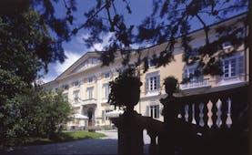 Relais Villa Matilde Piemonte exterior hotel building driveway