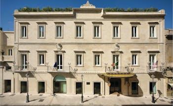 Risorgimento Resort Puglia exterior hotel building