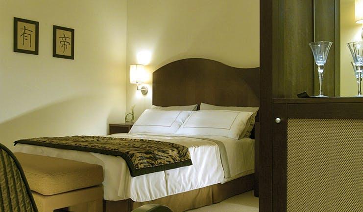 Hotel La Coluccia Sardinia comfort room bed modern décor