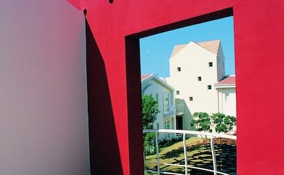 Hotel La Coluccia Sardinia hotel architecture modern design