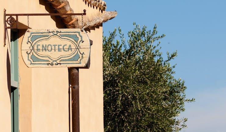 Foresteria La Planeta Sicily building tree