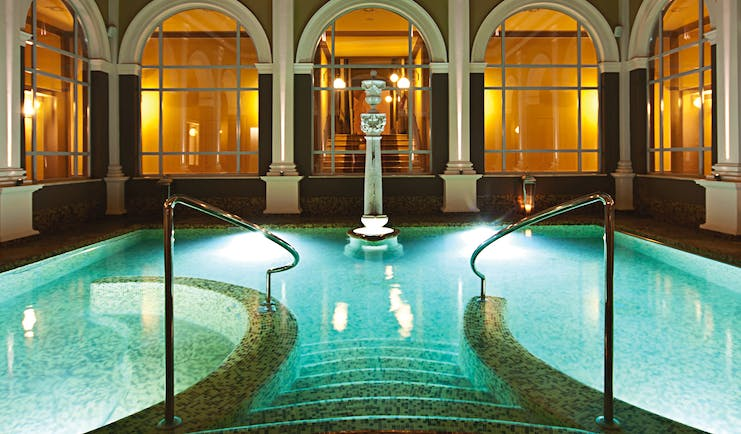 Bagni Di Pisa Tuscany thermal spa indoor pool