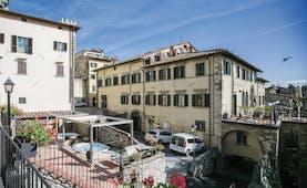 Palazzo Leopoldo Tuscany exterior hotel building