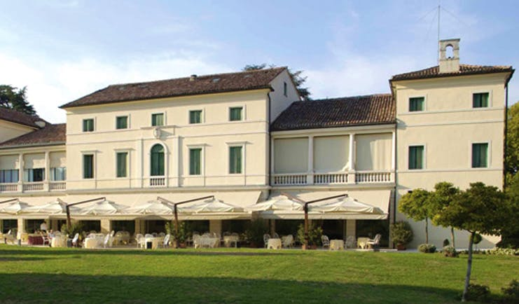 Villa Michelangelo Veneto exterior hotel building grounds
