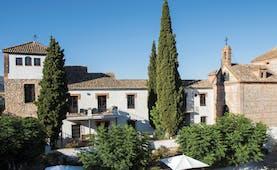 Cortijo de Marques Andalucia hotel exterior building trees