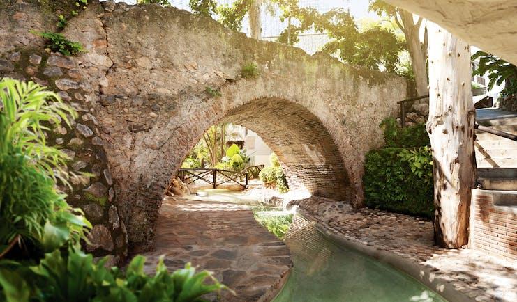 Puente Romano Marbella 1st Century Roman bridge ancient architecture