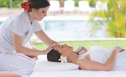 Hotel Botanico Tenerife spa treatment massage