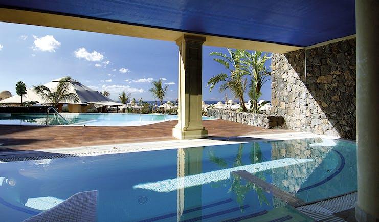La Plantacion del Sur Tenerife spa pools indoor and outdoor pools