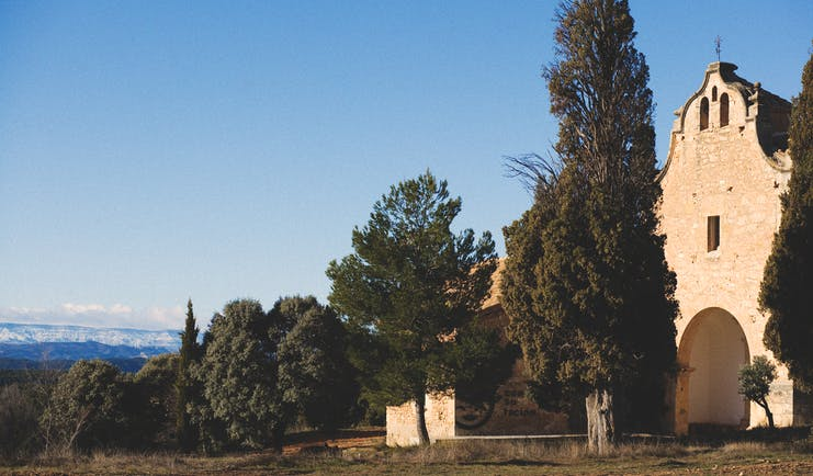 Consolacion Eastern Spain exterior traditional building trees