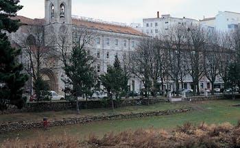 Palacio de la Merced Heart of Spain exterior park traditional architecture