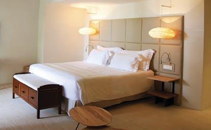 Torralbenc Menorca superior guestroom bed modern décor