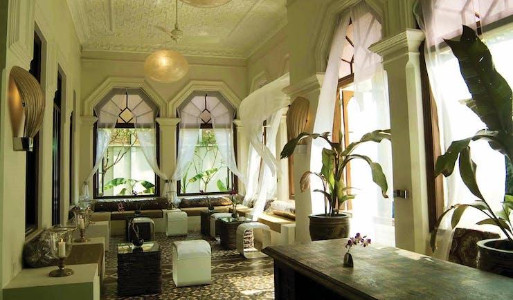 Casa Colombo Sri Lanka lobby ornate décor