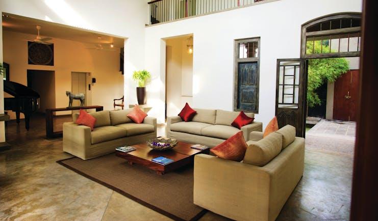 Zylan Sri Lanka lounge indoor communal living area modern decor