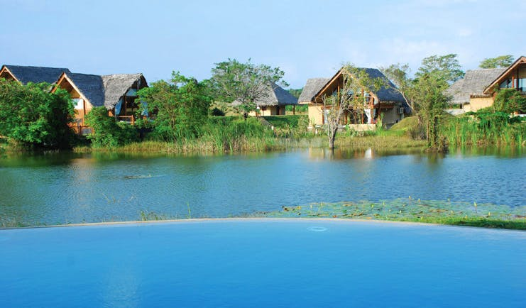 Jetwing Vil Uyana Sri Lanka forest dwellings villas lake views