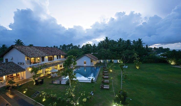 Amaloh by Jetwing Sri Lanka exterior hotel building pool gardens