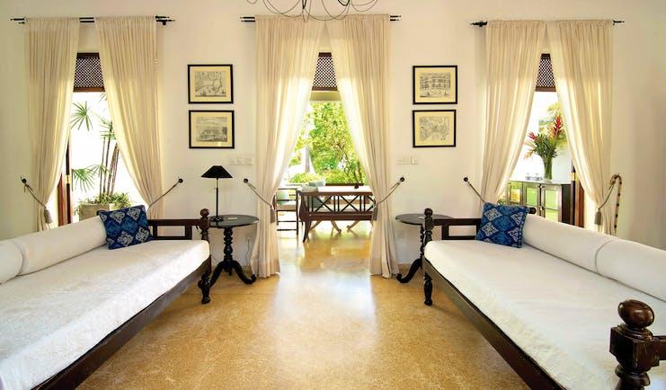 Why House Sri Lanka indoor communal seating area sofas fresh décor