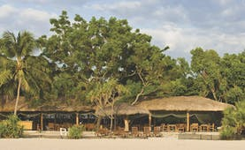 Nilaveli Beach Hotel Sri Lanka exterior terrace beach