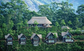 98 Acres Resort Sri Lanka terrace outdoor seating area stunning countryside views