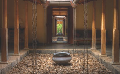 Living Heritage Sri Lanka courtyard traditional architectural features