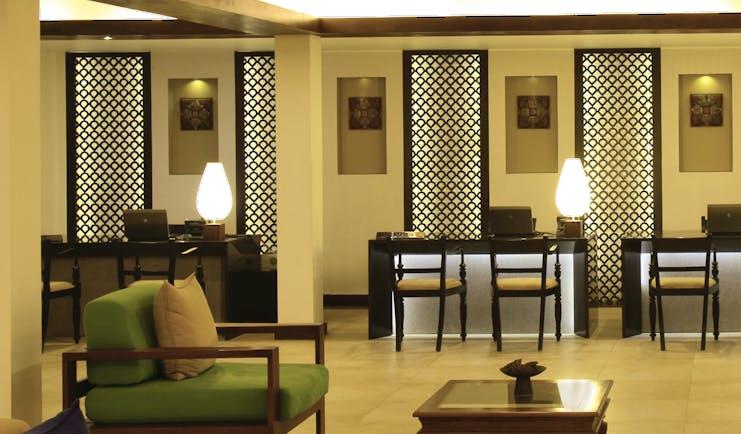 Avani Kalutara Sri Lanka lobby reception desks chic modern décor