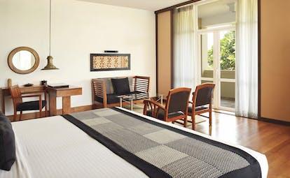 Heritance Ahungalla Sri Lanka luxury room chairs sofa chic modern décor