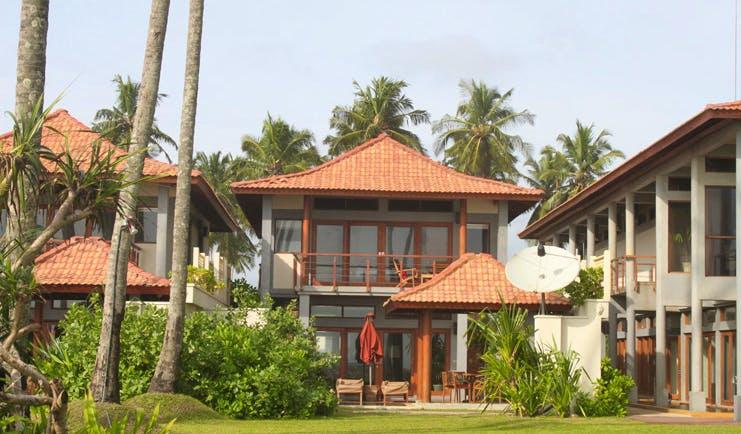 Serene Pavilions Sri Lanka garden pavilion exterior private pool terrace