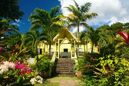 Luxury tropical island holidays to Nevis