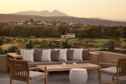 New golf clubhouse at Costa Navarino resorts